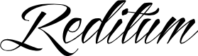Preview image for Reditum Personal Use Only Font