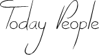 Preview image for Today People Font