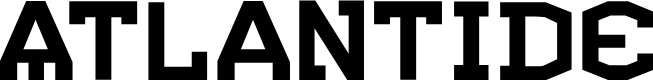 Preview image for CF Atlantide Regular Font