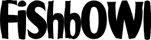 Preview image for Fishbowl Font