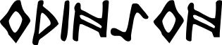 Odinson