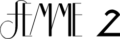 Preview image for FEMME 2 Font