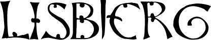 Preview image for Lisbjerg Font