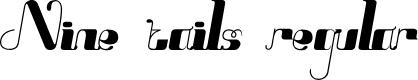 Preview image for Nine tails regular