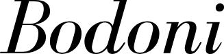 Preview image for BodoniFLF-Italic
