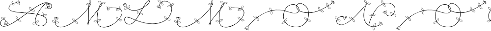 AMLMonogram Outline 02