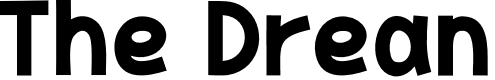 Preview image for The Drean Font