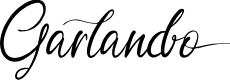 Preview image for Garlando Font