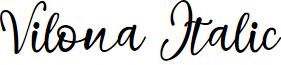 Vilona Italic