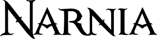 Preview image for Narnia BLL Font