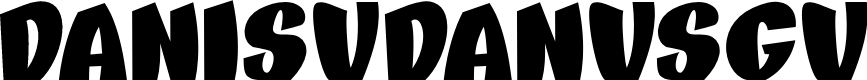 Preview image for DANISVDANVSGV Font