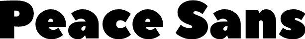 Preview image for Peace Sans