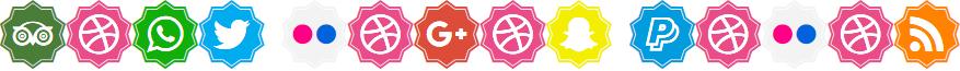 Font logos Color
