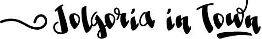 Preview image for Jolgoria_in_Town Font