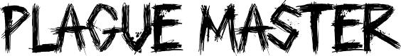 Preview image for DK Plague Master Font