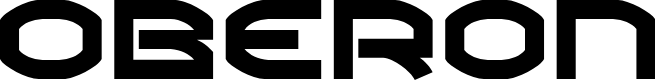 Preview image for Oberon Font