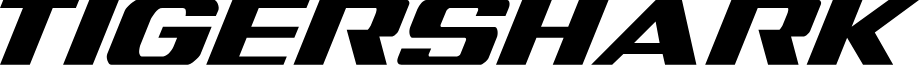 Tigershark Condensed Italic