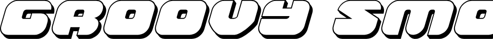 Preview image for Groovy Smoothie 3D Italic