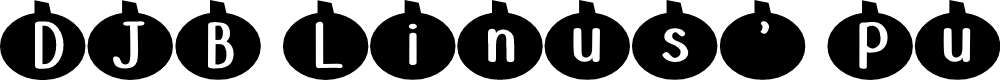 Preview image for DJB Linus' Pumpkin 2