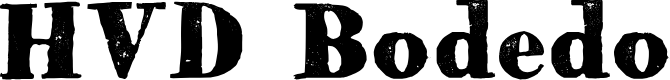 Preview image for HVD Bodedo Font