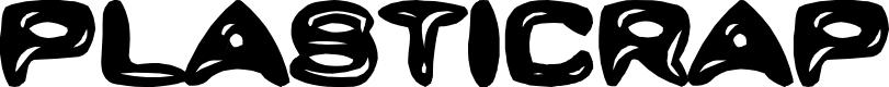 Preview image for PlastiCrap Font