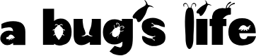 Preview image for a bug's life Font