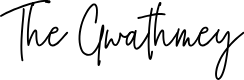 Preview image for The Gwathmey Font
