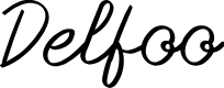 Preview image for Delfoo Font