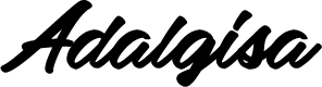 Preview image for Adalgisa Personal Use Regular Font