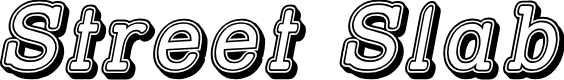 Preview image for Street Slab - Fortuna Italic