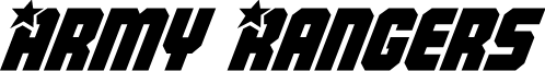 Army Rangers Italic