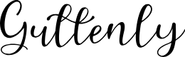 Preview image for Guttenly Font