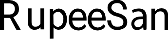 Preview image for RupeeSan Font