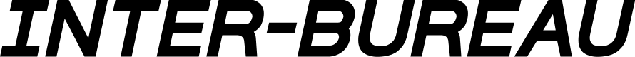 Preview image for Inter-Bureau Bold Italic