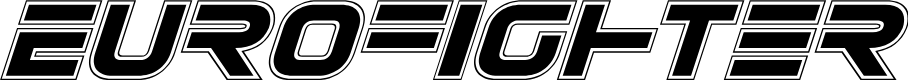 Preview image for Eurofighter Academy Italic