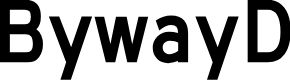 Preview image for BywayD Font