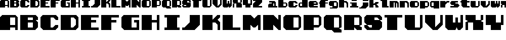 Preview image for Solomon's Key True Type Smoose Font