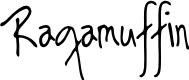 Preview image for Ragamuffin Font