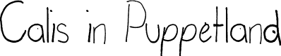 Preview image for Calis in Puppetland