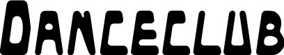 Preview image for Danceclub Font