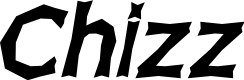 Preview image for Chizz Wide High Italic