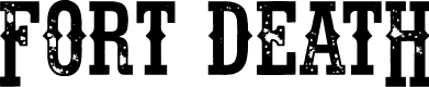 Preview image for Fort Death Font