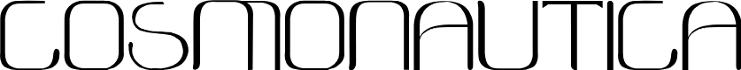 Preview image for Cosmonautica Font