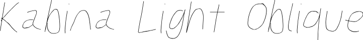 Preview image for Kabina Light Oblique