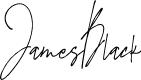 Preview image for JamesBlack Font