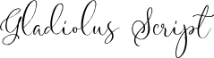 GladiolusScriptDEMO