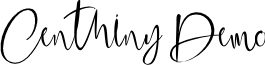Centhinydemo