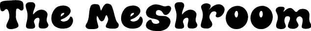 The Meshroom font