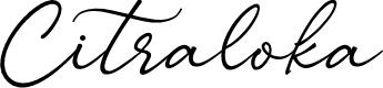 Preview image for Citraloka-Regular Font
