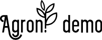 Preview image for Agron demo Font